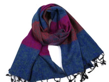 Load image into Gallery viewer, Stripies - Nepalese Shawls