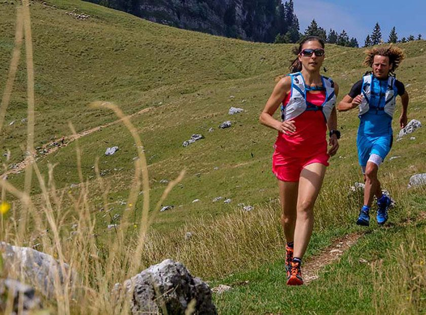 CHOOSE A TRAIL RUNNING PACK