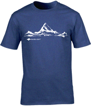 Mountain Blue Mens T-Shirt