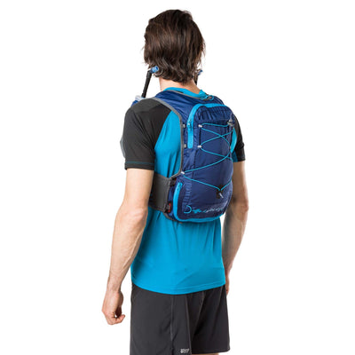 ACTIV VEST 6L - DARK BLUE / GREY