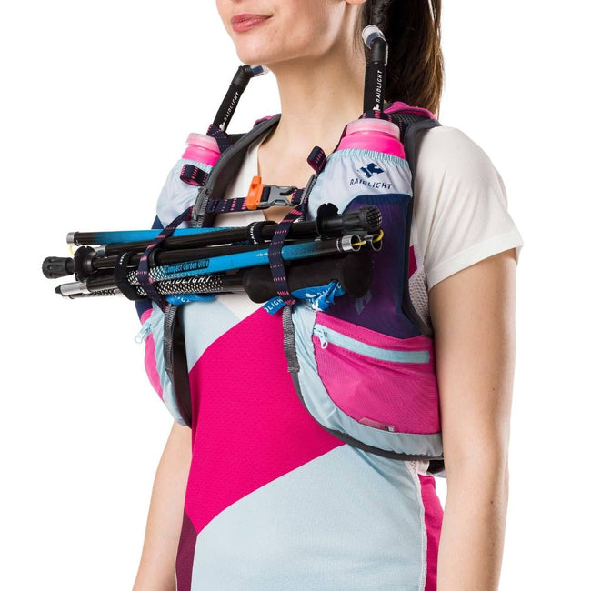 Activ Vest 3l Ladies (Pink / Light Blue)