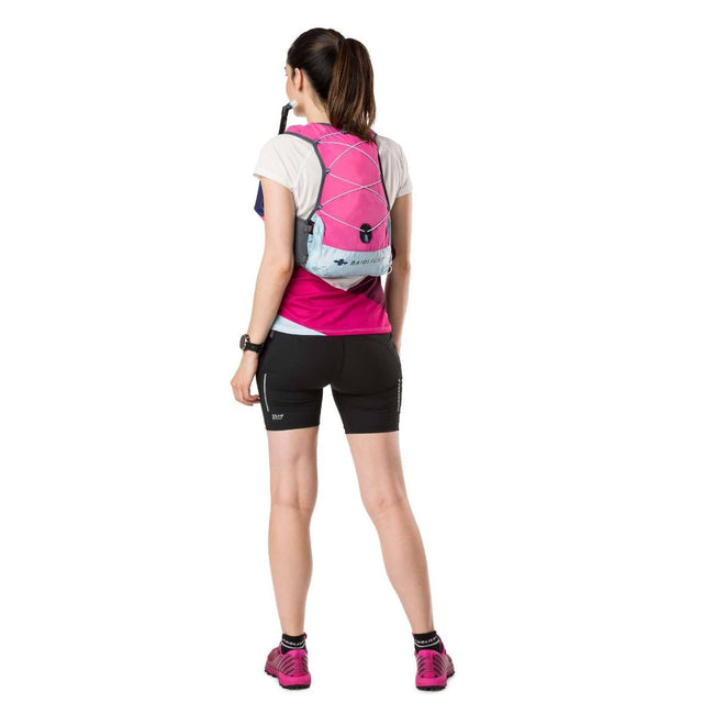 ACTIV VEST 3L LADIES - PINK / LIGHT BLUE