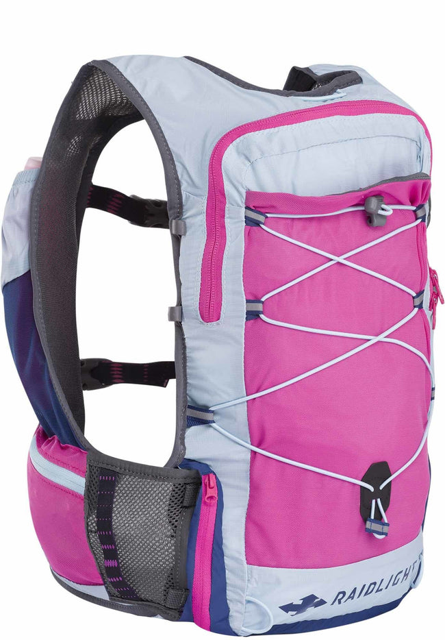 ACTIV VEST 6L LADIES - PINK / LIGHT BLUE