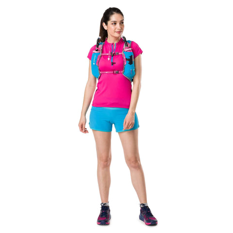 Responsiv Vest 12L Ladies - Pink/Light Blue