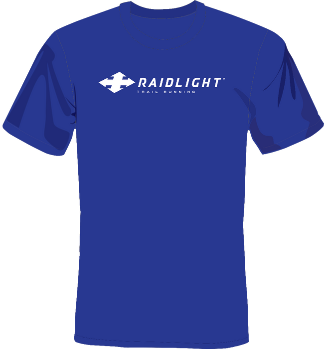 TECHNICAL T-SHIRT - MENS - ROYAL BLUE