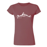 RED MOUNTAINS LADIES T-SHIRT
