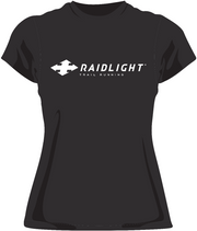 TECHNICAL T-SHIRT - LADIES - BLACK