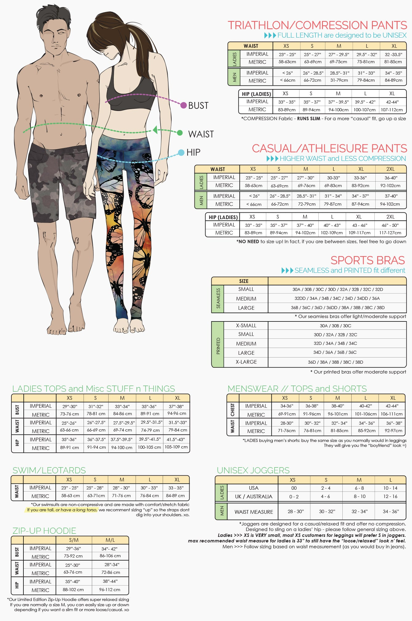 c5681c45014df ... Please refer to our Sizing Guides below and feel free to let us know if  you have any questions/concerns.
