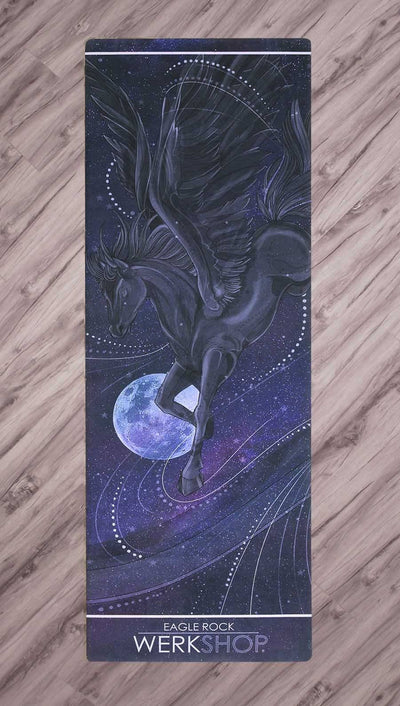 Nightmare Fitness/Yoga Mat