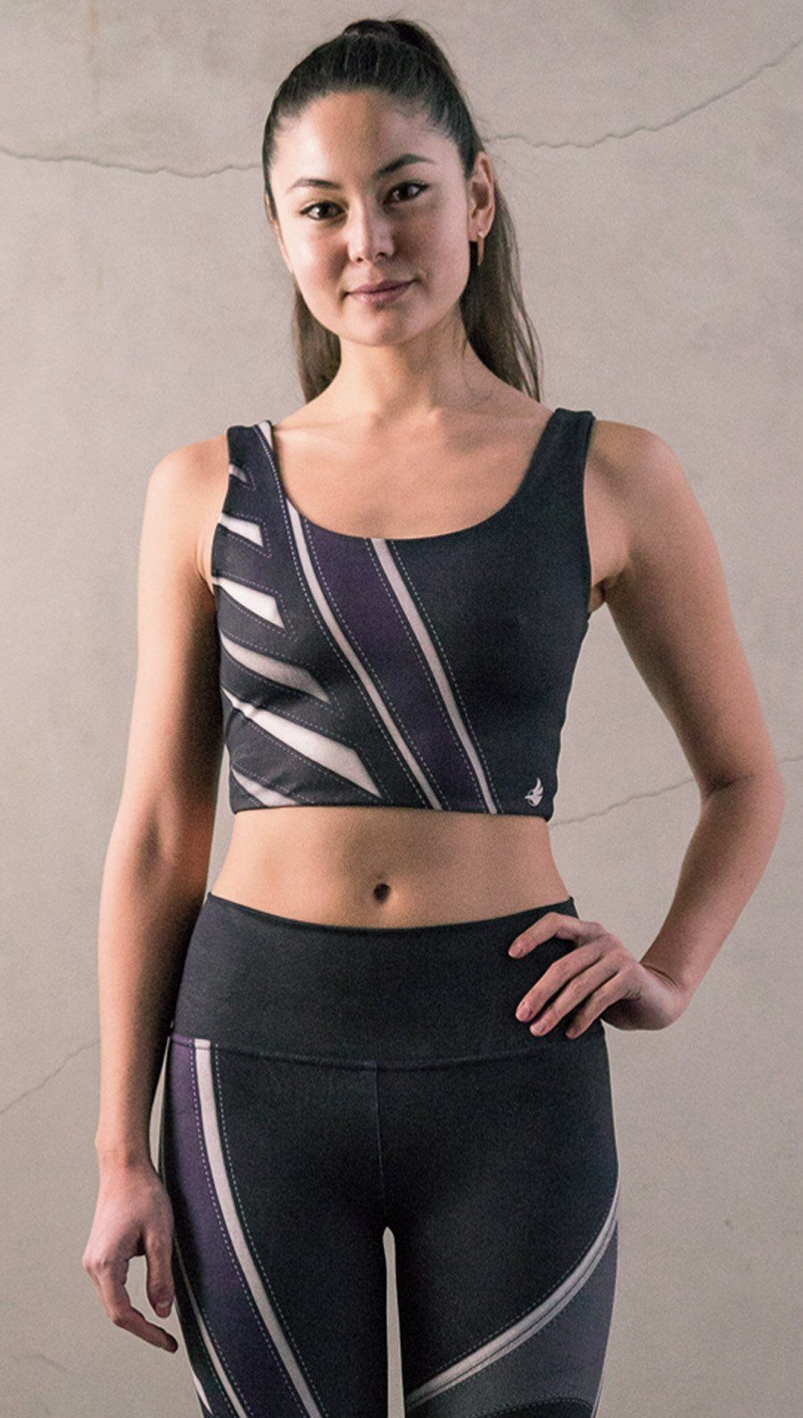 Reversible Moto Top