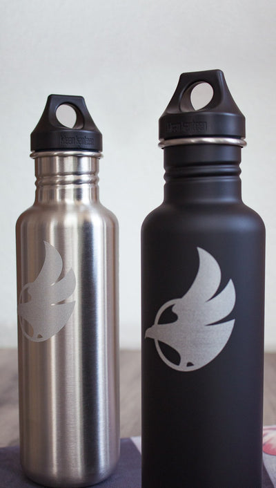 27 oz Stainless Steel Water Bottle