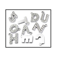 Dangle Rhinestone Letters