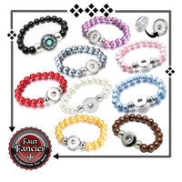 Stretch Snap Bracelet, SALE