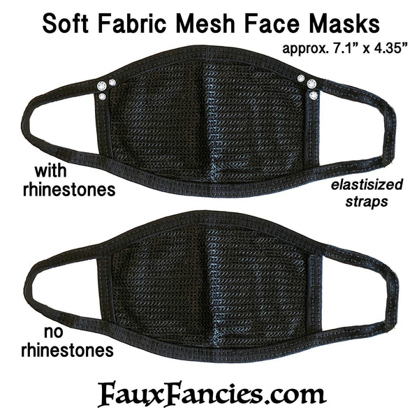 Face Mask, Soft, Washable