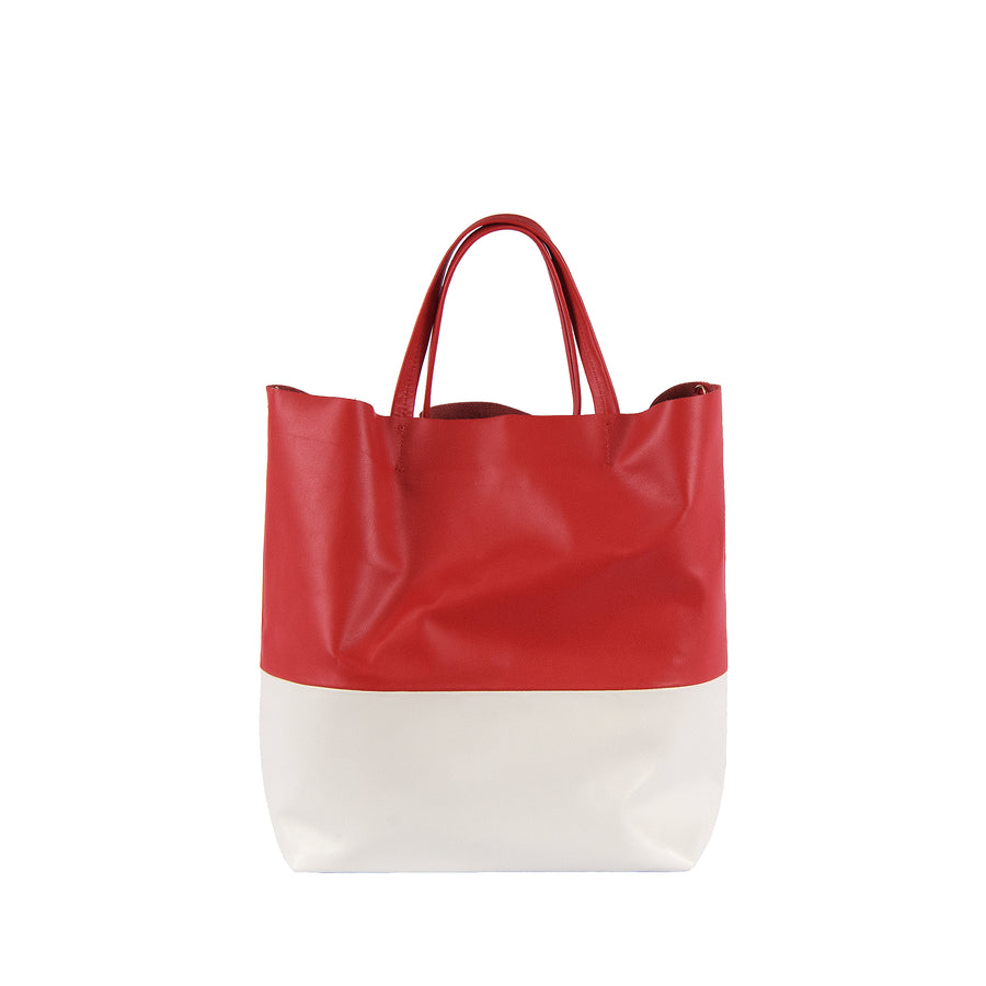 le etot Ice Rosso LG Tote