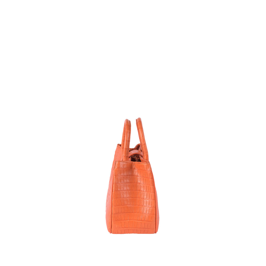 SB Caiman Melissa Bag in Sunset