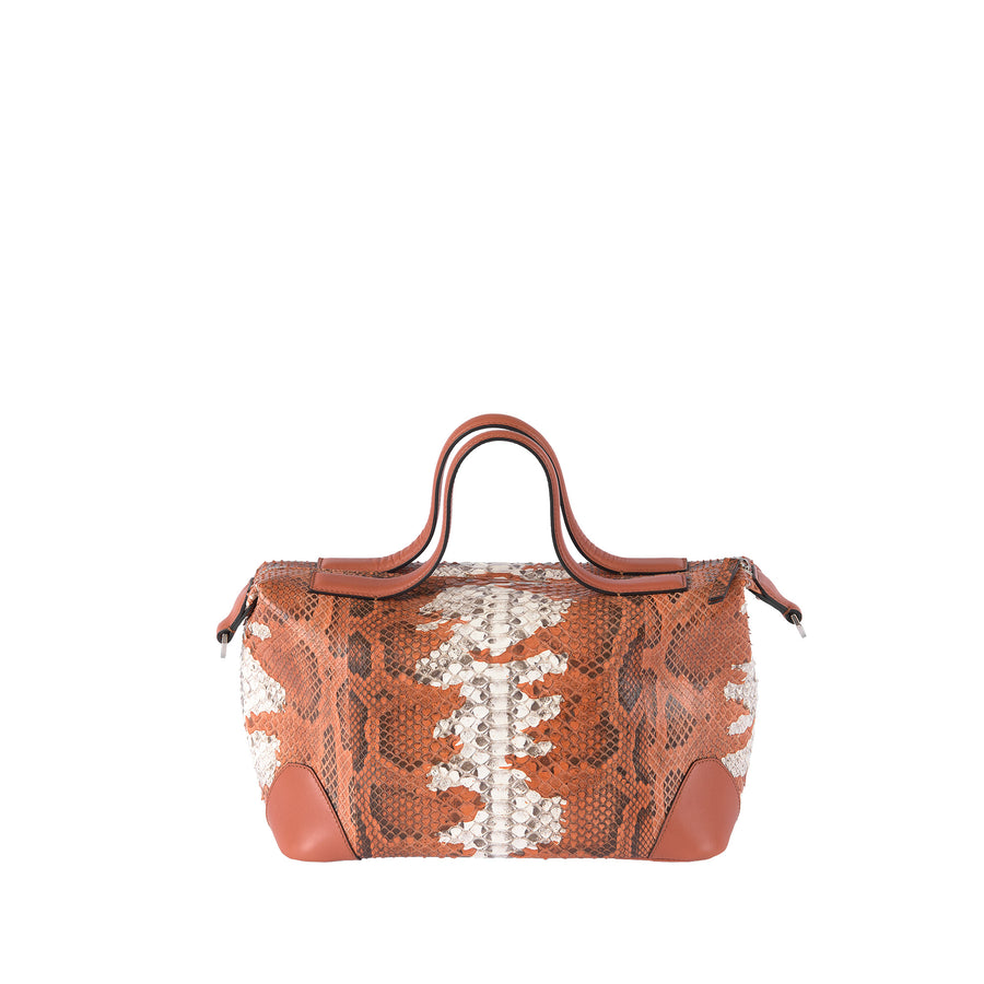 SB Python Duffy Bag in Marmalade