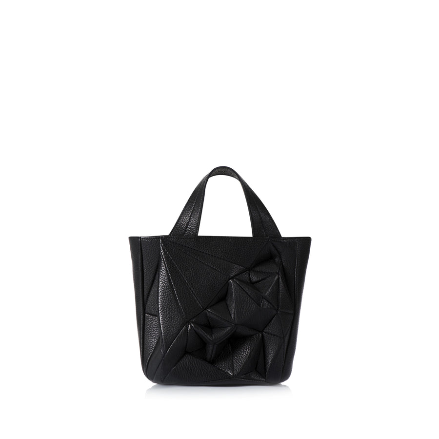Calicanto Biennale Mini Bag in Black