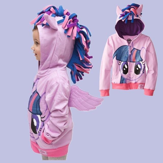 Kids Long Sleeve Sport Hoodies Outerwear