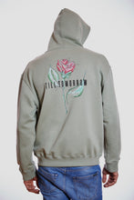 Load image into Gallery viewer, Rose Hoodie Till Tomorrow/Sea Grass