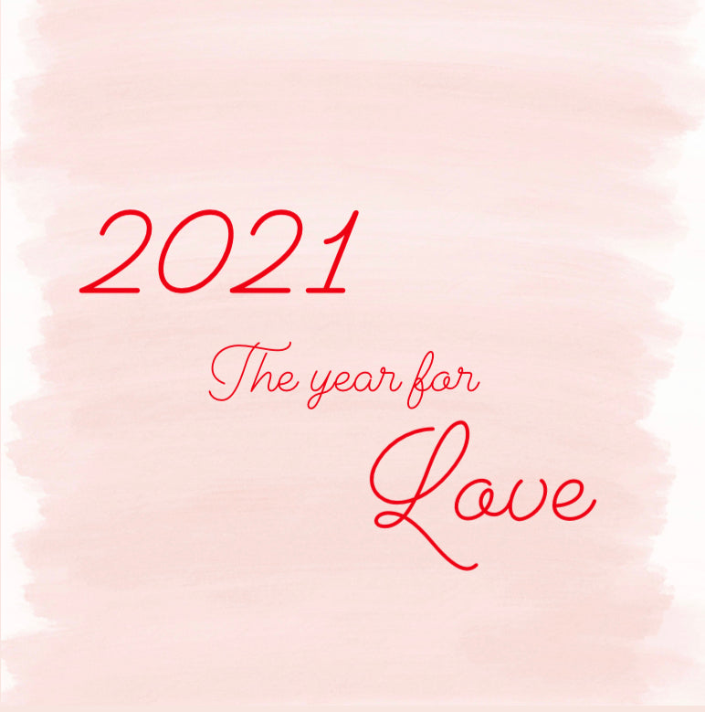 2021...The year for Love