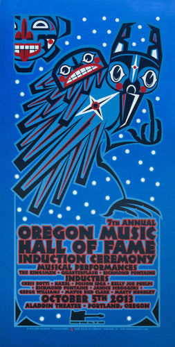 Oregon Music Hall of Fame • 2013