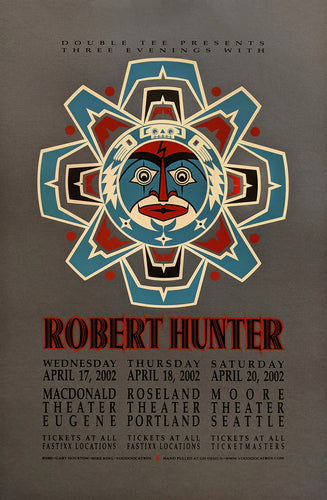 Robert Hunter #3