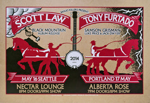 Scott Law • Tony Furtado