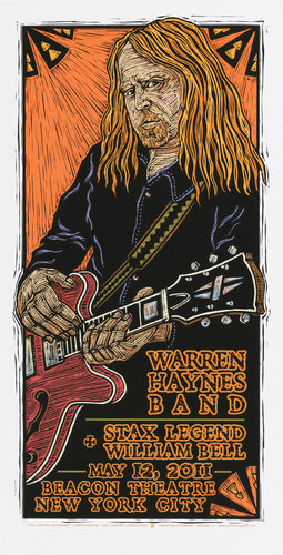 Warren Haynes #08 • NYC