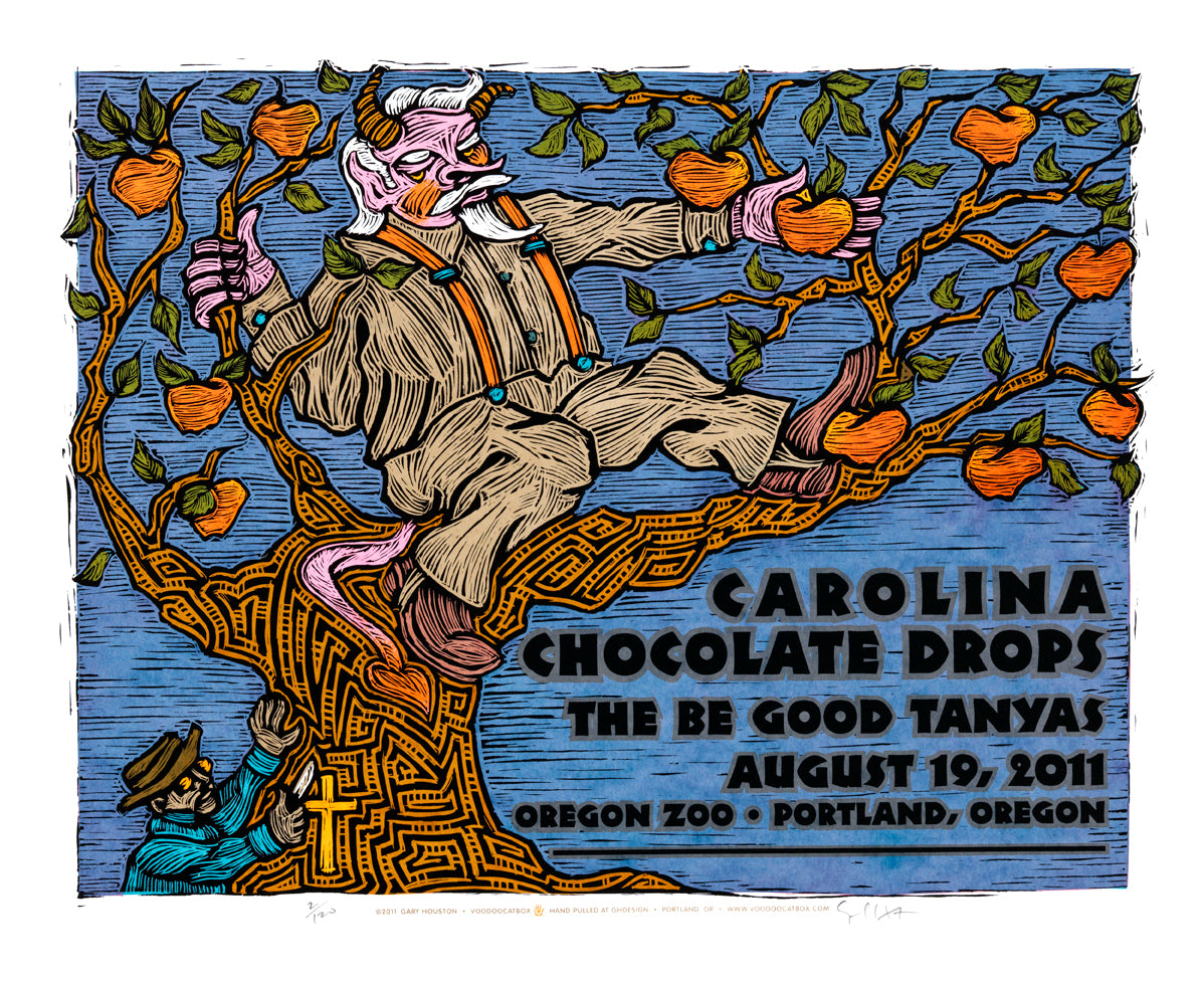 Carolina Chocolate Drops #1