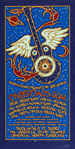Warren Haynes #05 • Christmas Jam