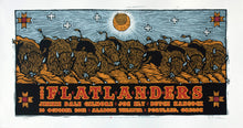 Load image into Gallery viewer, The Flatlanders #2