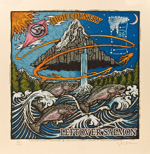 Leftover Salmon #1 • High Country