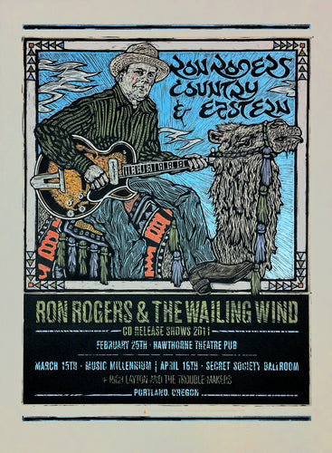 Ron Rogers & The Wailing Wind