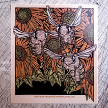 Load image into Gallery viewer, Bees • Sticker