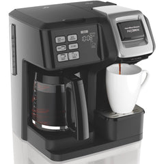 2-Way Coffee Maker