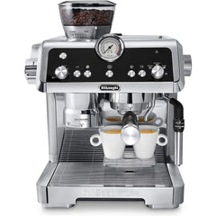 Espresso Machine with Sensor Grinder