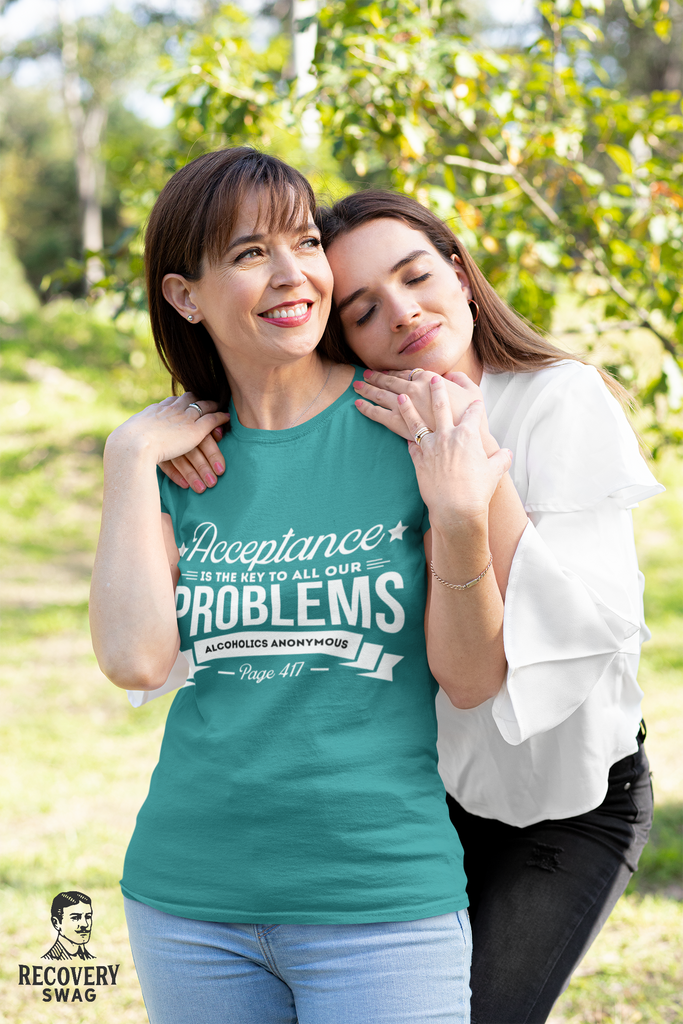 Acceptance is the Key Premium T-Shirt