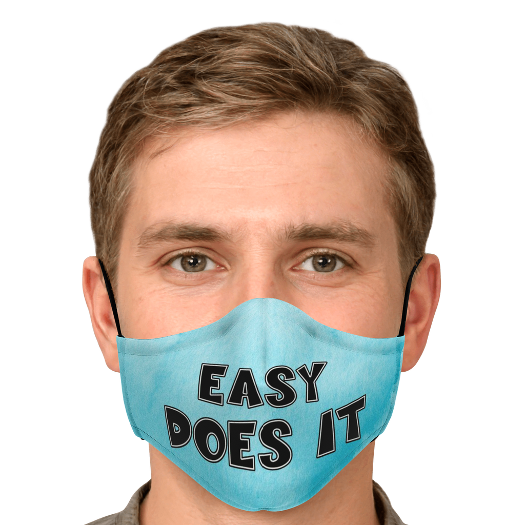 Easy Does It - Mask