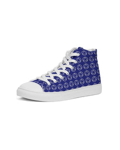 AA Logo - Women's Hightop Canvas Shoe
