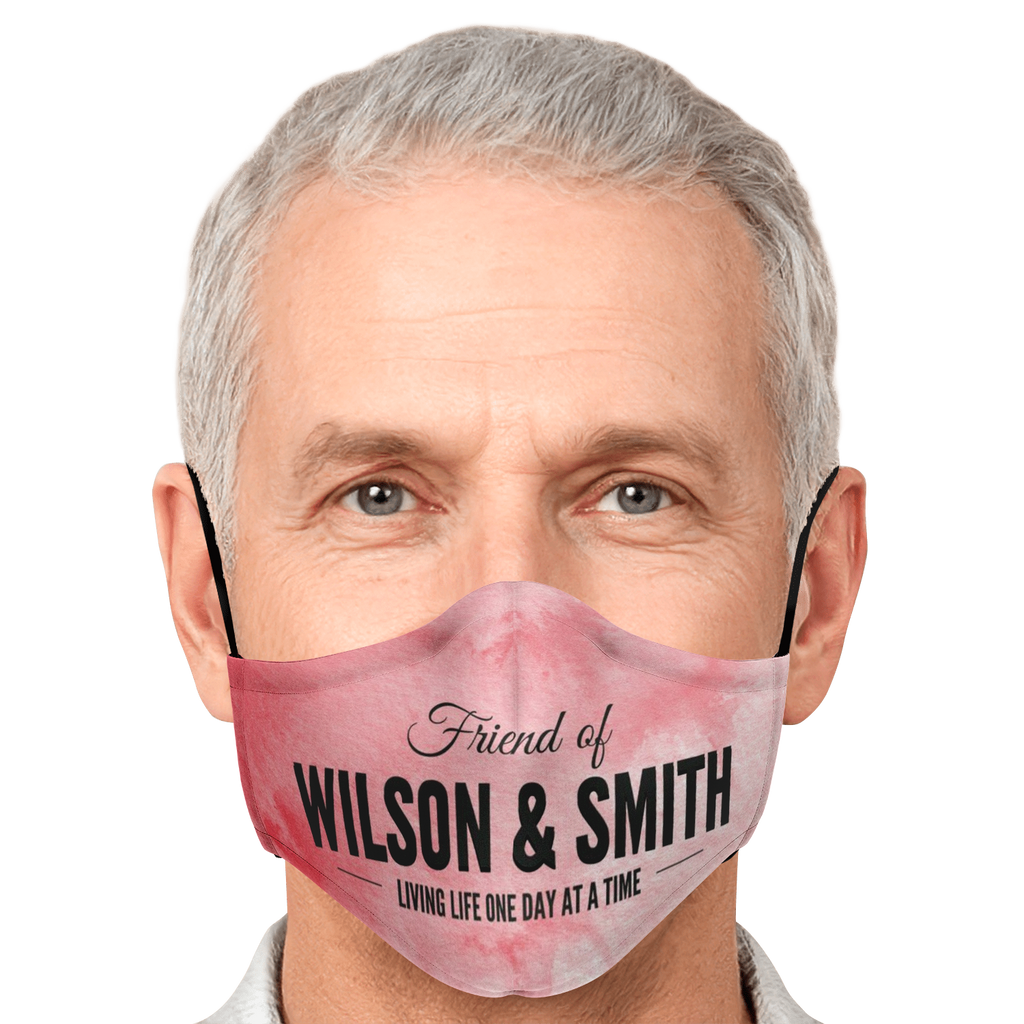 Friend of Wilson & Smith Mask