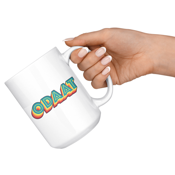 One Day at a Time - ODAAT - Recovery Mug