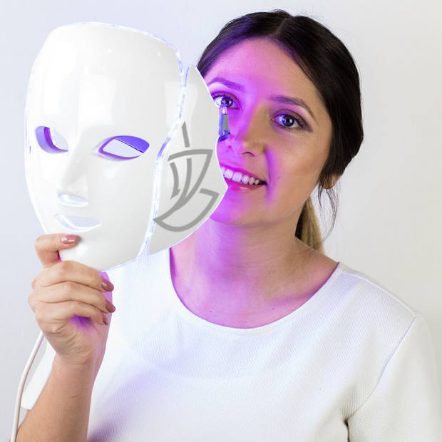 Illumination LED Light Therapy Face & Neck Mask
