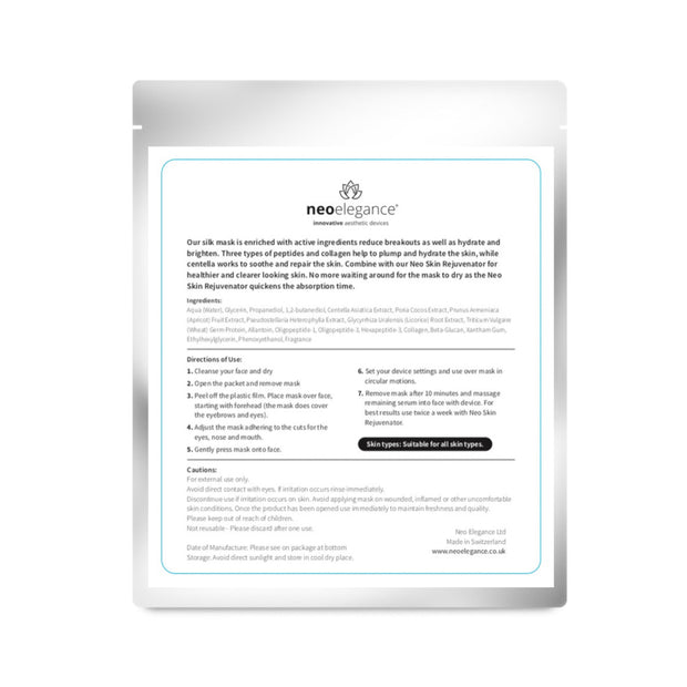 Blemish Control Sheet Mask