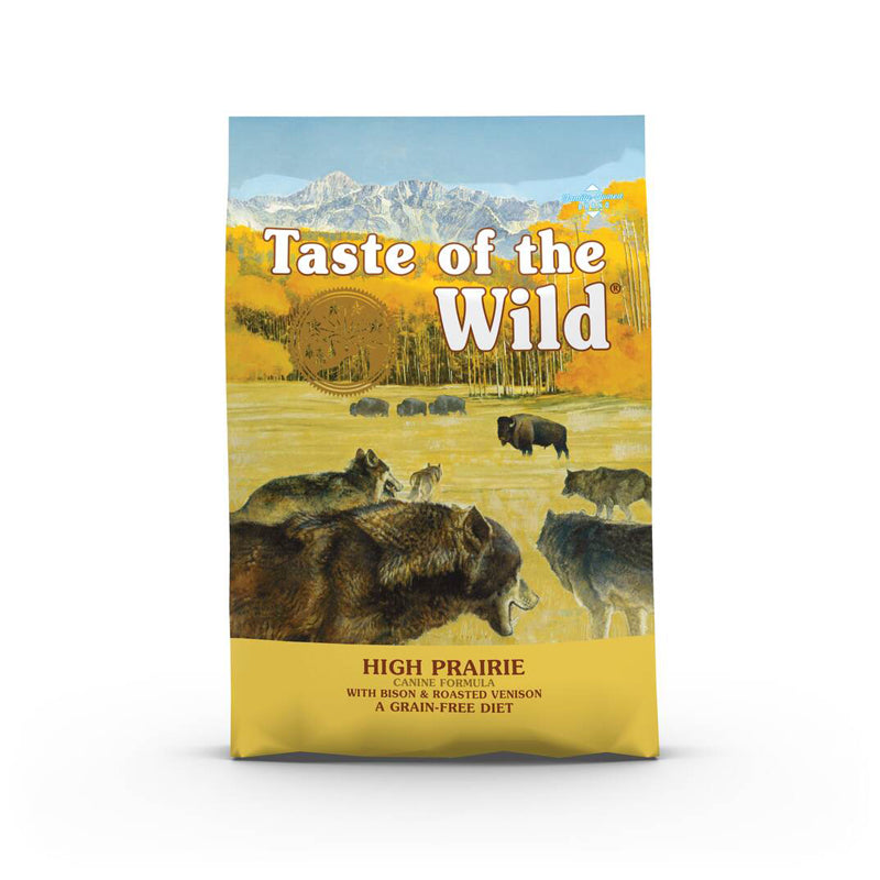 Taste of the Wild - High Prairie Canine | Tasty Dog Food