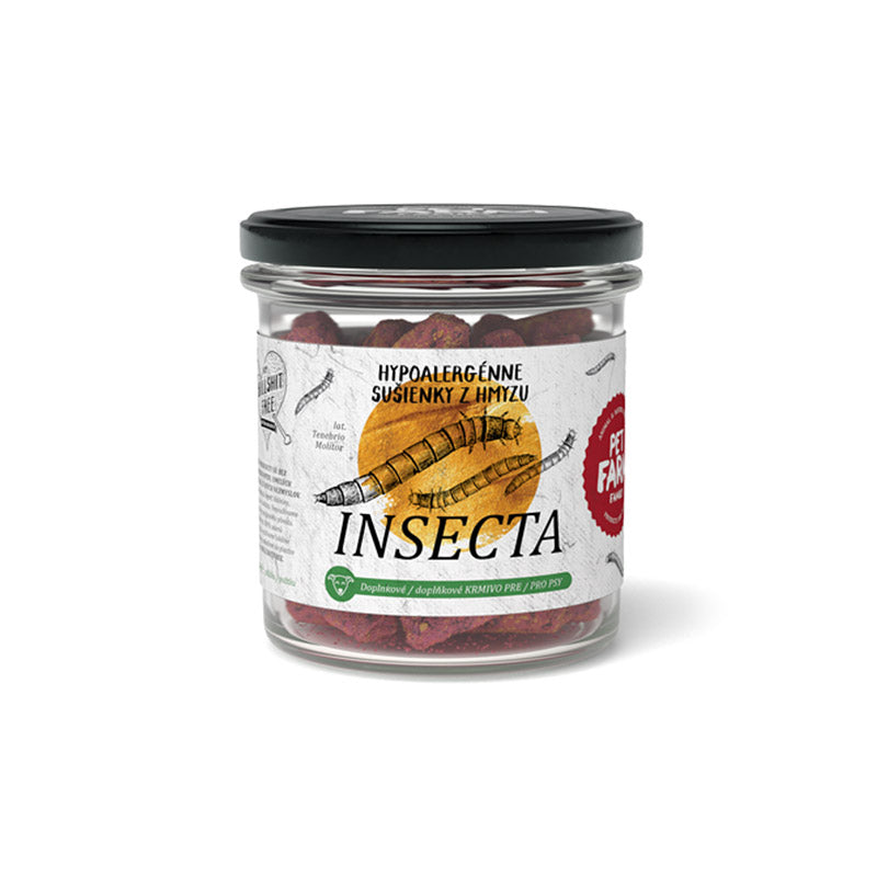 Pet Farm Family - INSECTA sušenky | Tasty Dog Food