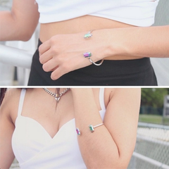 Floating Hologram Bracelet