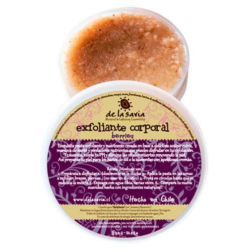 Exfoliante Corporal Berries