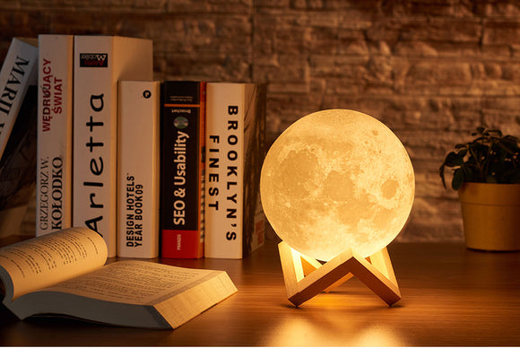 Modbery Moon Lamp