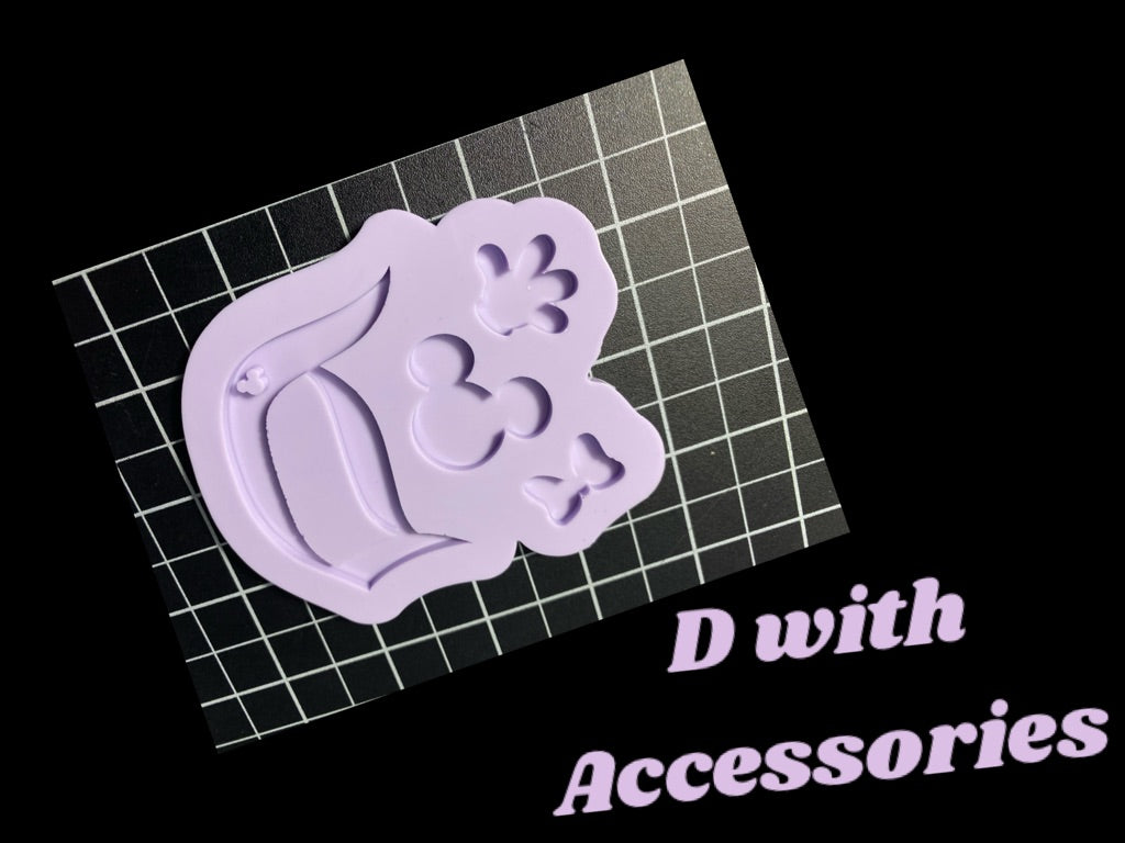 D with Accessories